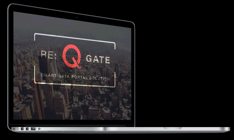 RE:QGate atenqualtitätsmanagementportal
